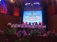 Công ty Saigon Inserco trao học bổng tại Trường Cao Đẳng Y Tế tỉnh Lâm Đồng