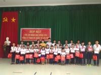 Công ty Saigon Inserco trao học bổng tại Giồng Trôm, Bến Tre