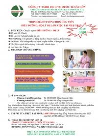 Thông tin, điều kiện tuyển chọn điều dưỡng, hộ lý đi làm việc tại Nhật Bản
